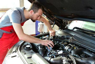 Servicios Mecánicos, Talleres y repuestos