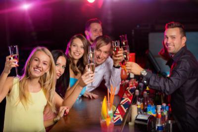 Rumba, Bares y discotecas