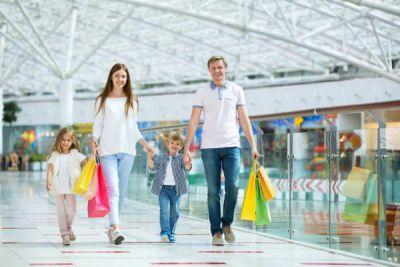 Supermercados y Centros comerciales